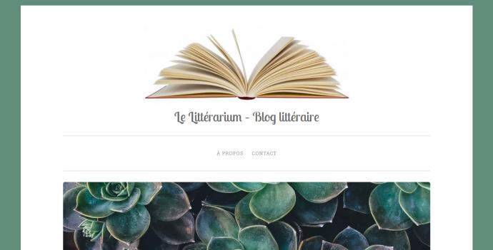 Littérariumblog