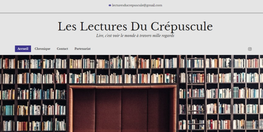 lecturesducrepuscule