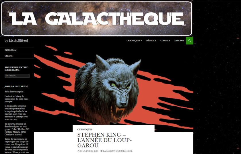 galactheque