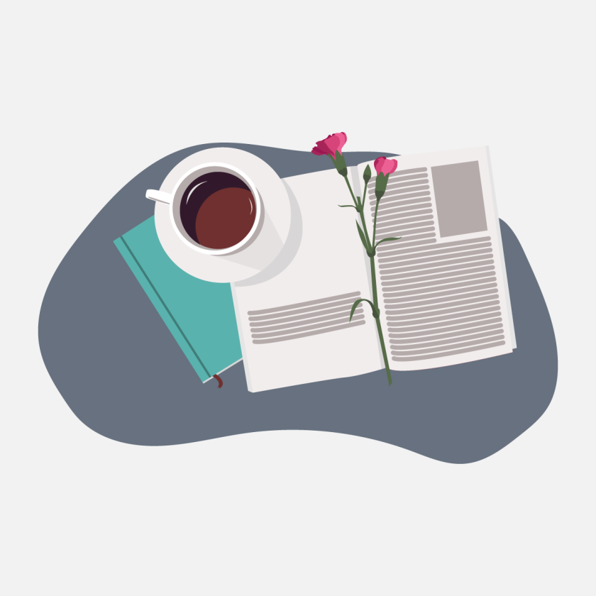 —Pngtree—minimal teacup flower and books_3688115