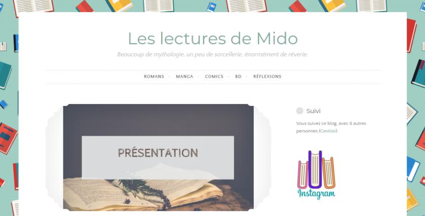 Lectures de Mido