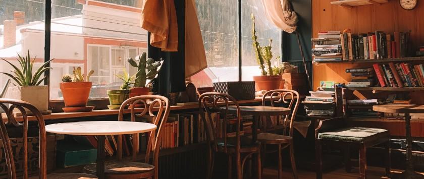 Livres & Douceurs - Café-lecture