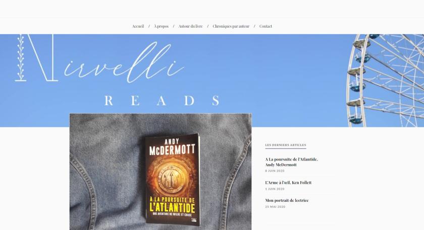 Nirvelli Reads